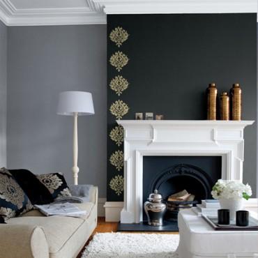 Kleurenwaaier voor uw woonkamer painttrade - Couleur pour living ...