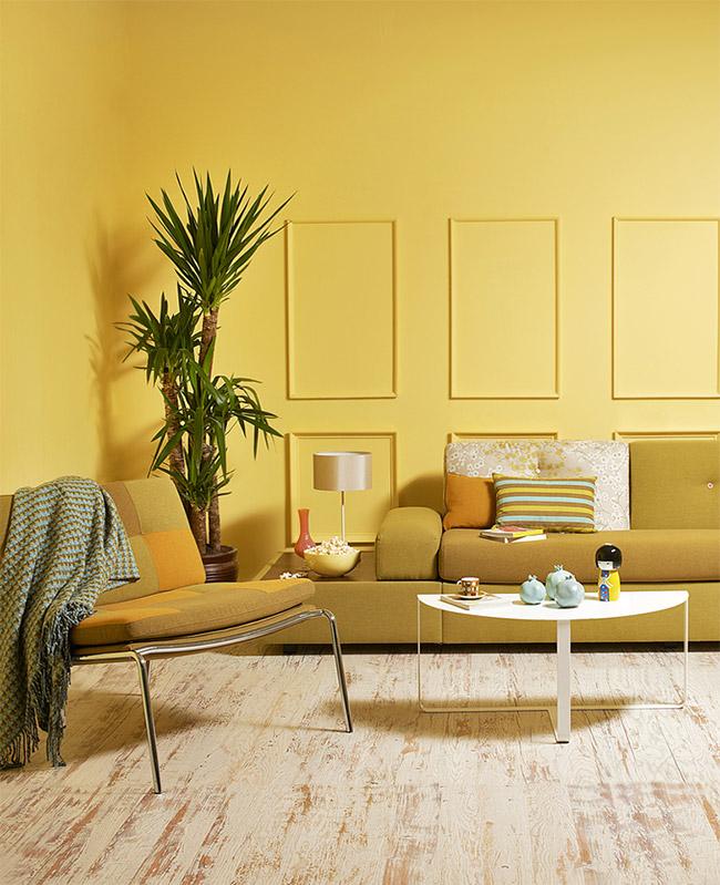 kleurenwaaier voor uw woonkamer painttrade. Black Bedroom Furniture Sets. Home Design Ideas