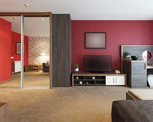 Kleuren Combineren Woonkamer : Kleurenwaaier voor uw woonkamer painttrade