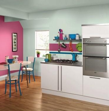 Idées couleurs murales pour la cuisine - Painttrade