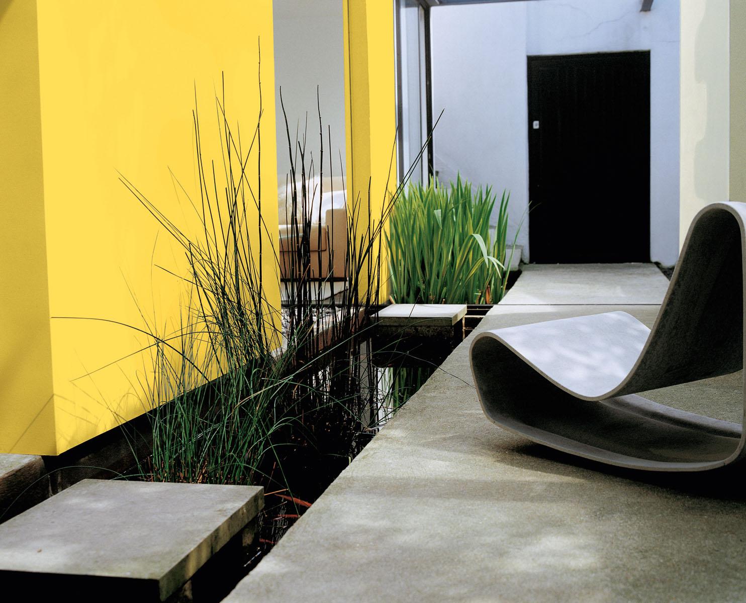 Couleur de peinture pour maison exterieur affordable with for Peinture pour balcon exterieur