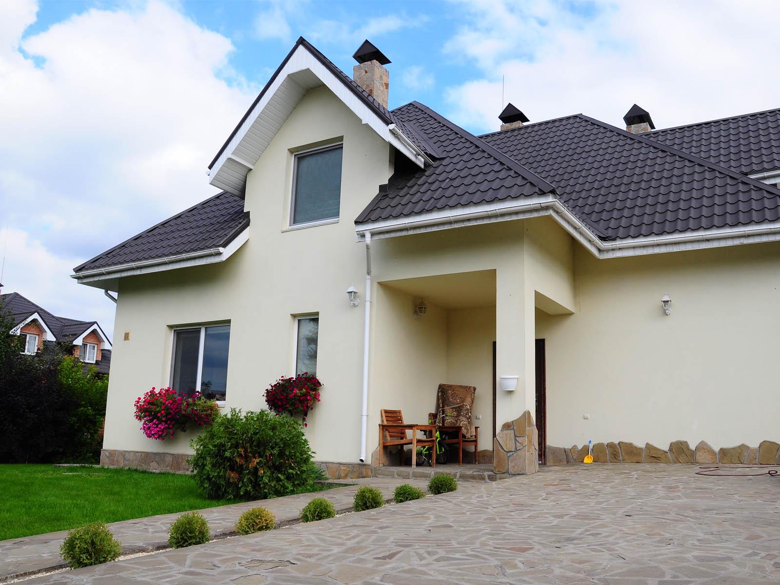 Ongekend Kleuren voor de buitenkant van uw huis - Painttrade UR-44