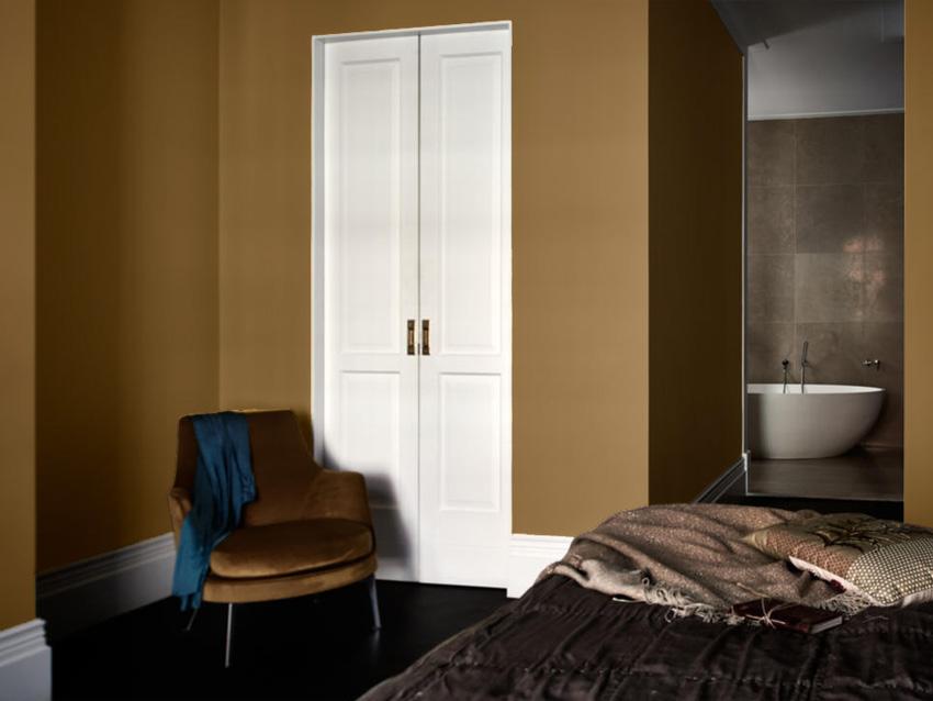 Slaapkamer Kleuren Kiezen : Verfkleuren combineren in de slaapkamer painttrade