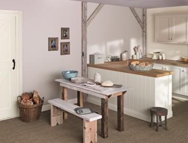 Muur Keuken Kleine : Verfkleuren voor de keuken painttrade
