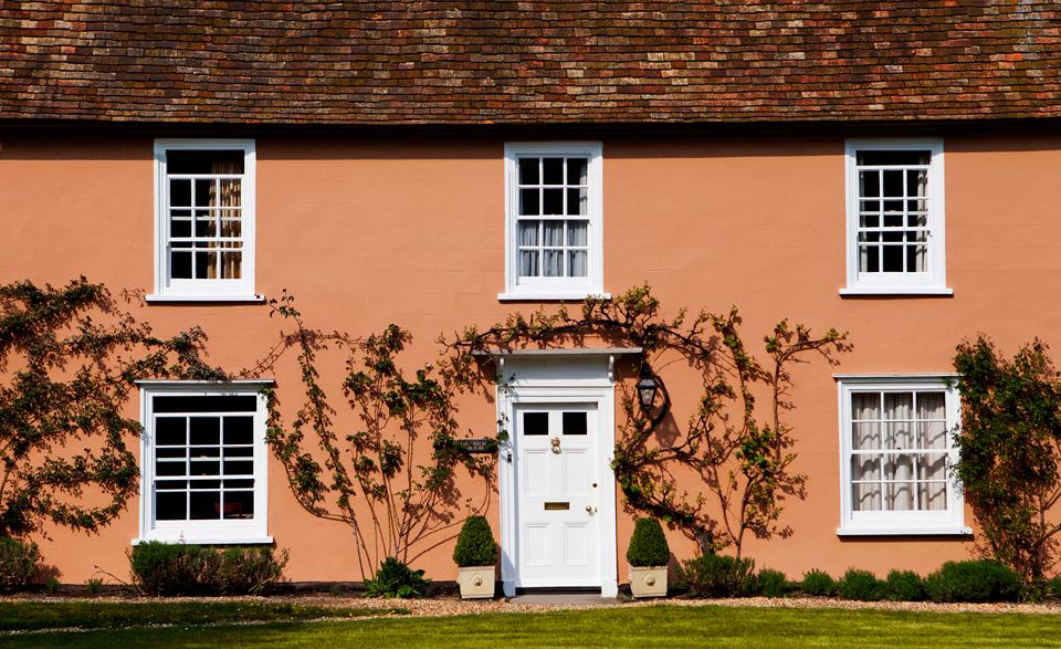 Kleuren voor de buitenkant van uw huis painttrade