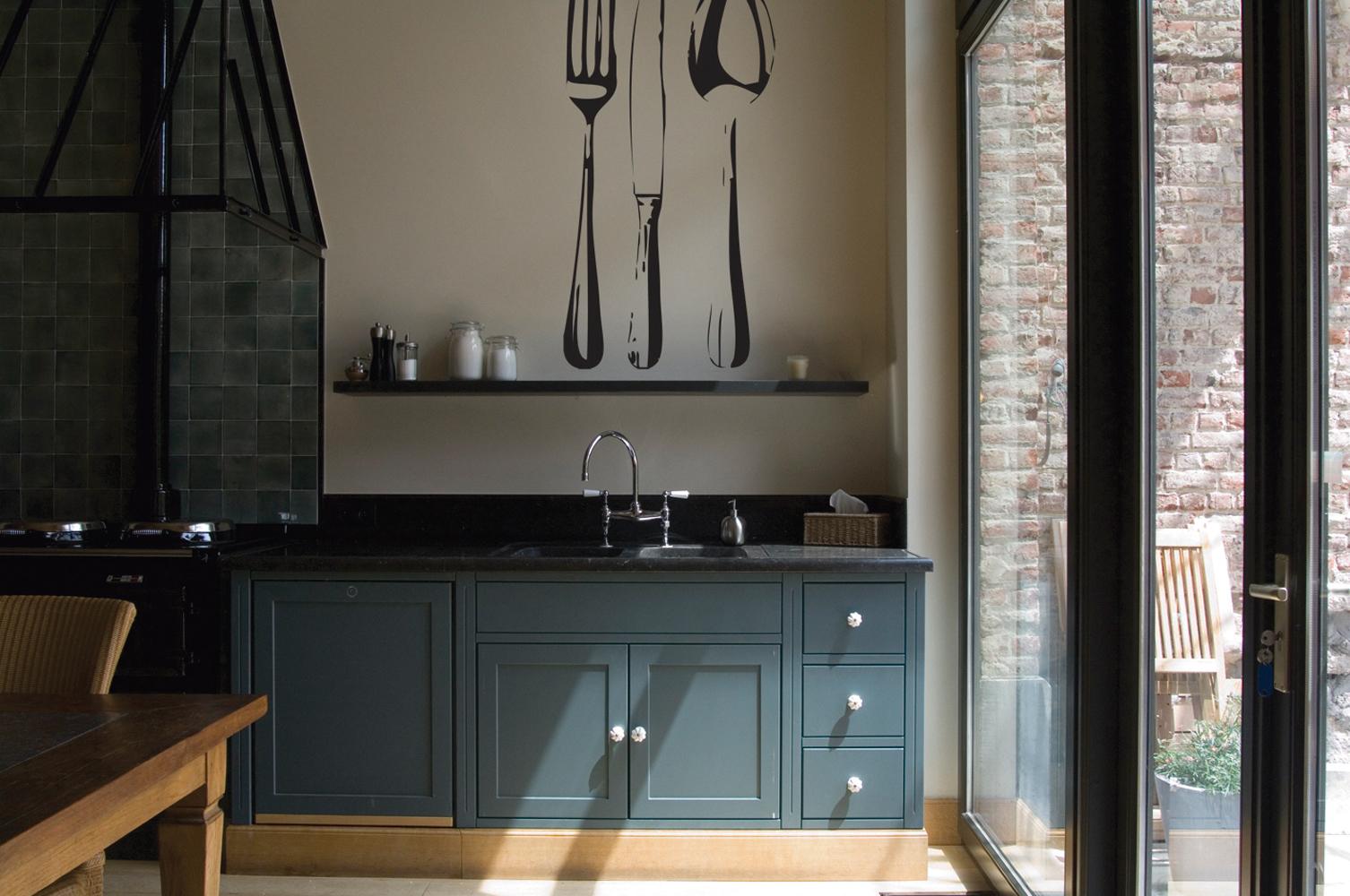 Keuken Kleine Kleur : Verfkleuren voor de keuken painttrade