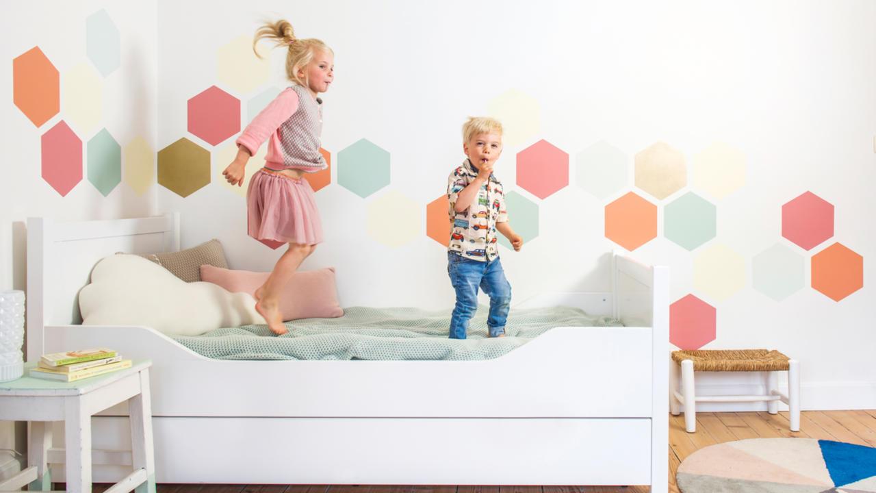 Les couleurs dans la chambre de b b painttrade - Inspiration couleur chambre ...