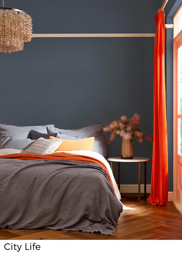Idées déco couleurs chambre et peintures pour chambre d ...
