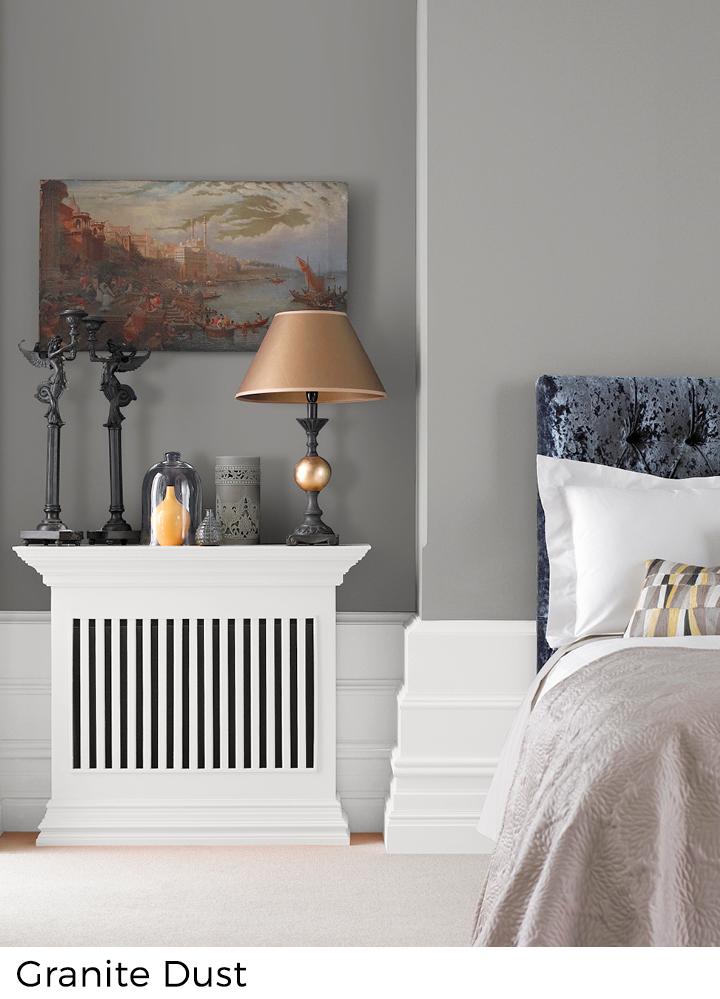 Id es d co couleurs chambre et peintures pour chambre d - Couleur qui va avec le gris clair ...