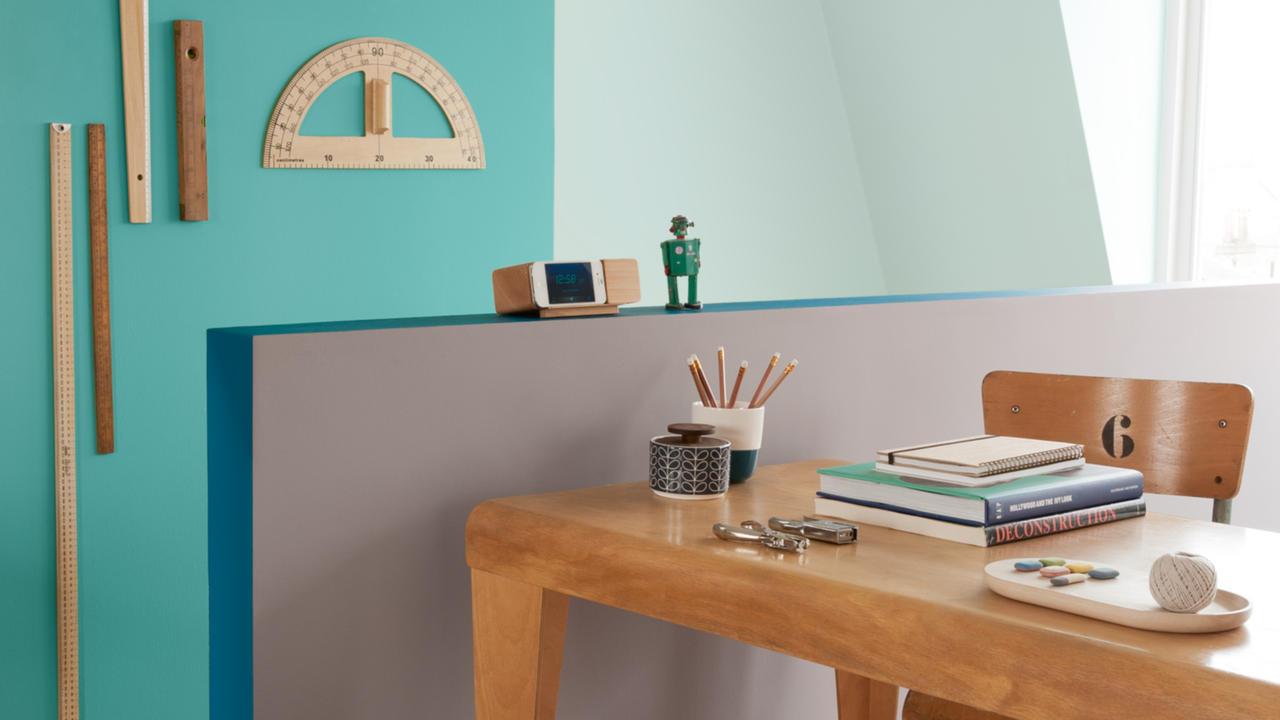 Couleur Peinture Pour Bureau Professionnel idees de couleurs tendances pour votre bureau - painttrade