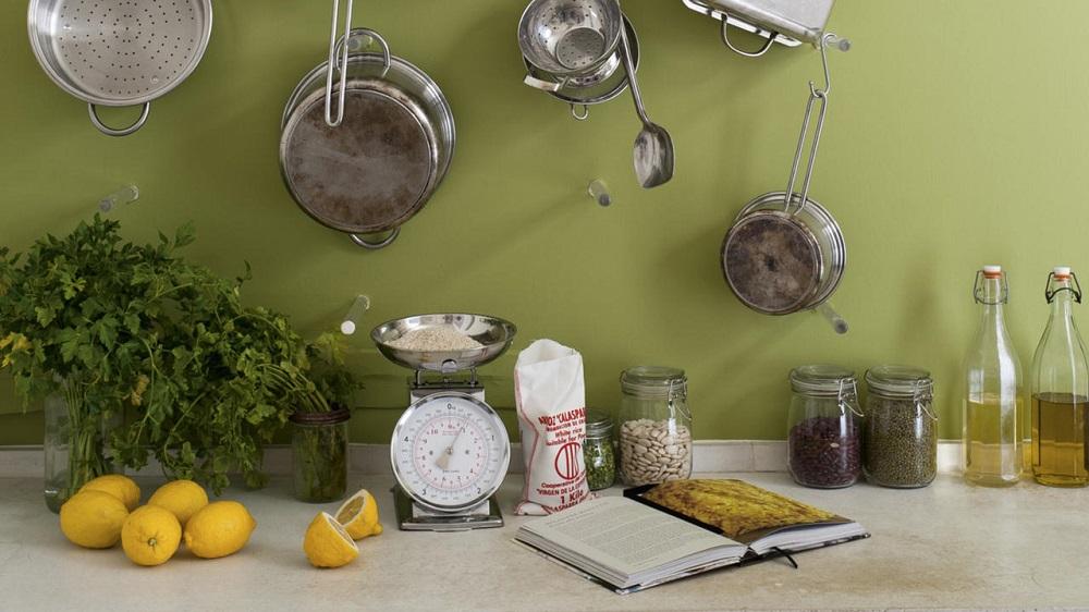 Id es couleurs murales pour la cuisine painttrade - Deglacer en cuisine signifie ...