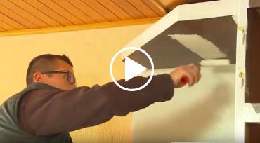peindre meuble de cuisine