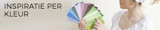ideeen voor verfkleuren