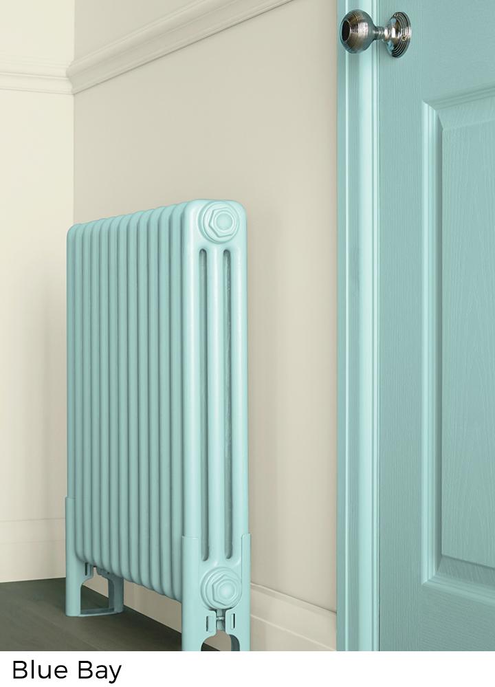 Blauwe verfkleuren voor interieur decoratie painttrade - Kleur blauwe verf ...