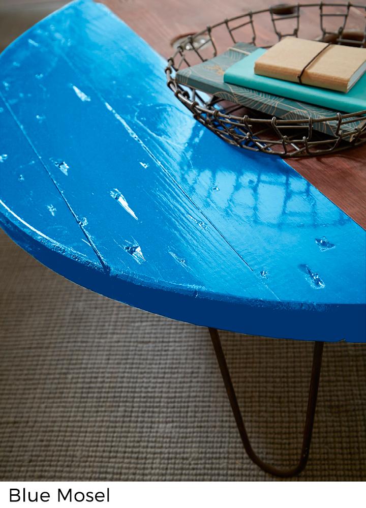Blue Mosel