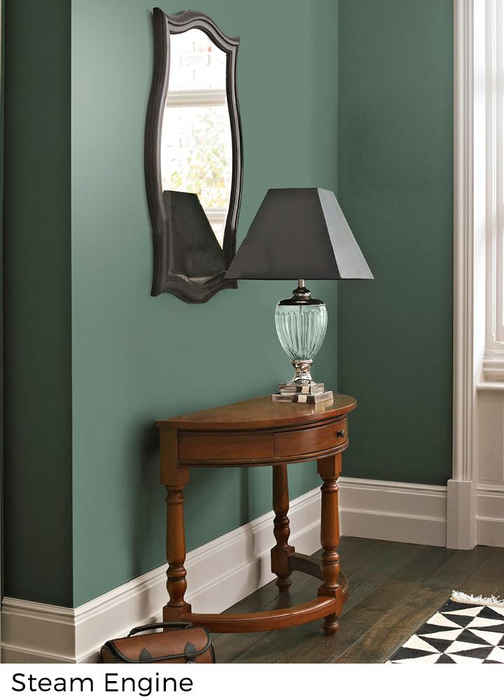 Top Verfkleuren: groentinten uitkiezen - Painttrade DC71