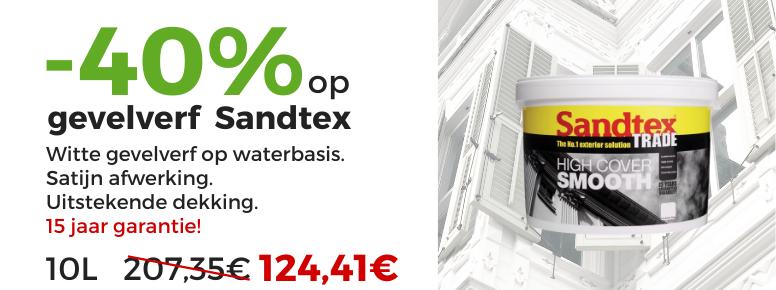 sandtex verf prijs