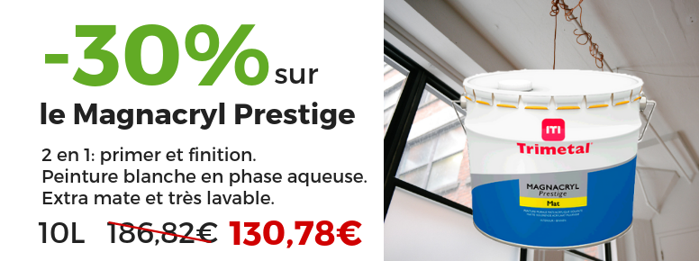 magnacryl prestige mat promo