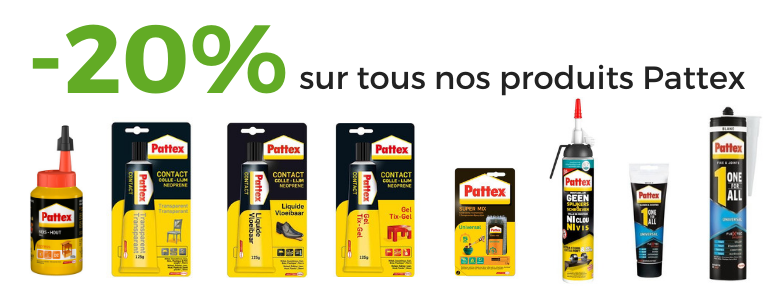 colle pattex promo