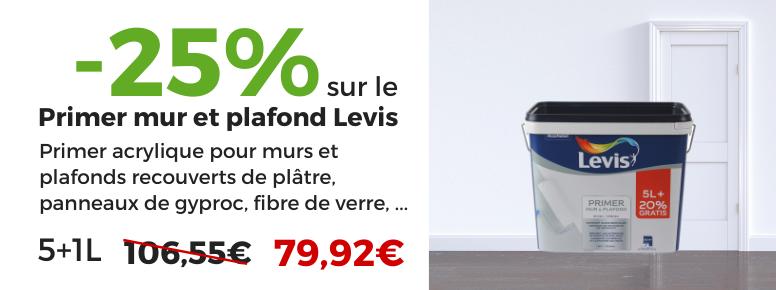 prix levis primer 6l