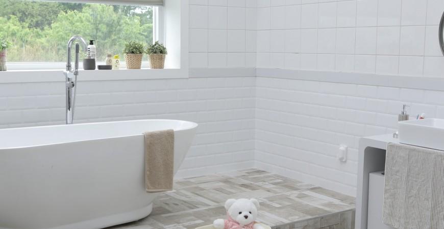 Glasvlies Behang Badkamer : Nieuwe decoratie voor in de badkamer decoratie