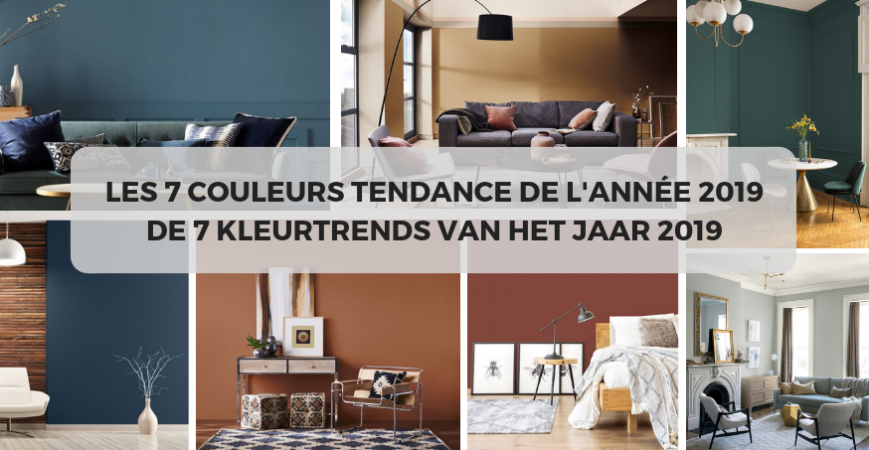les couleurs de l ann e 2019 en d co int rieure blog de d coration. Black Bedroom Furniture Sets. Home Design Ideas