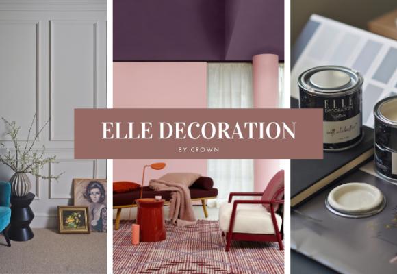 Vind de perfecte warme neutrale kleur met Elle Decoration van Crown Paints