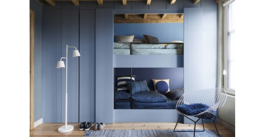 couleur de l 39 ann e 2017 de levis blog belge de d coration. Black Bedroom Furniture Sets. Home Design Ideas